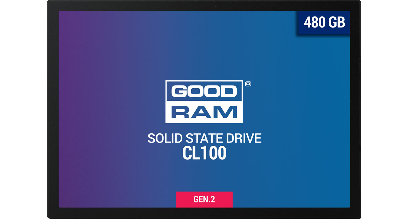 GOODRAM SSDPR-CL100-480-G2