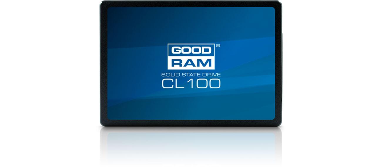 SSD GOODRAM 120 ГБ 2,5 '' SATA CL100