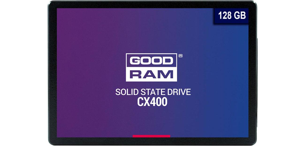Dysk SSD GOODRAM 128GB 2,5'' SATA SSD CX400 7mm