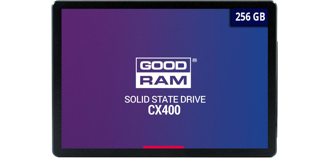 Dysk SSD GOODRAM 256GB 2,5'' SATA SSD CX400 7mm