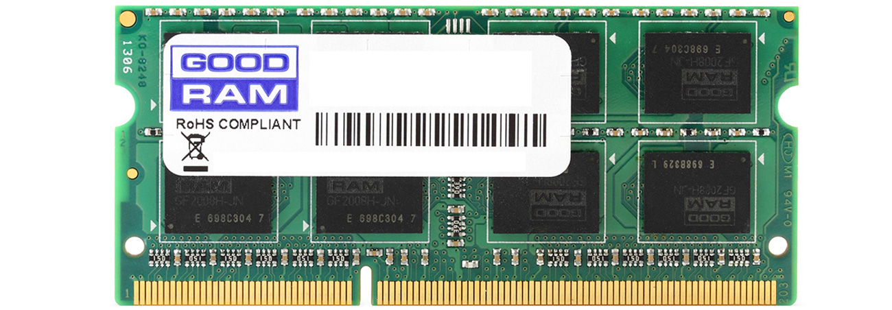Pamięć GOODRAM DDR3 SO-DIMM