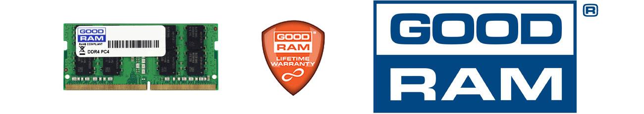 Wieczysta gwarancja GOODRAM SODIMM DDR4