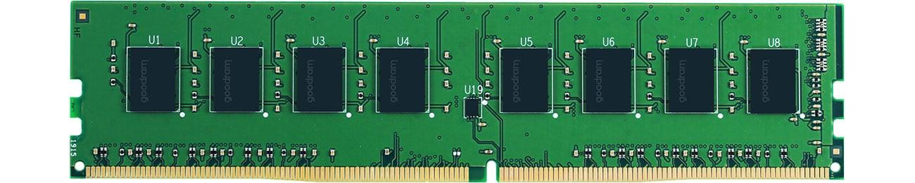 Pamięć RAM DDR4 GOODRAM CL17 wydajność