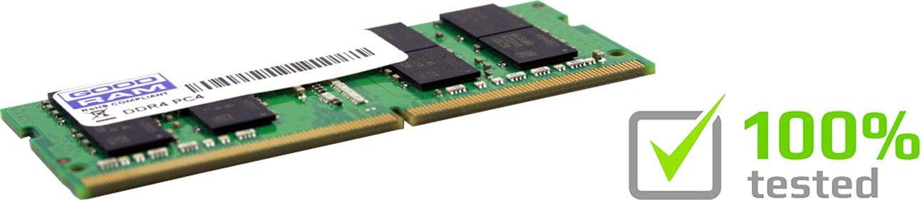 Testy fabryczne GOODRAM SODIMM DDR4