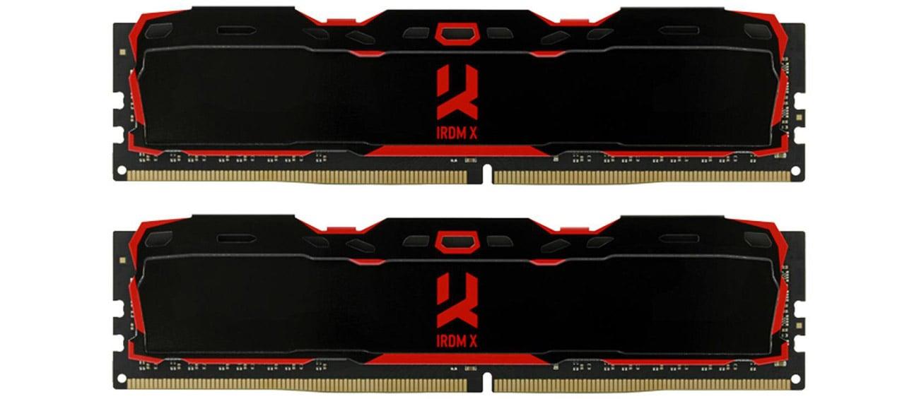 Pamięć RAM DDR4 GOODRAM IRDM X Black
