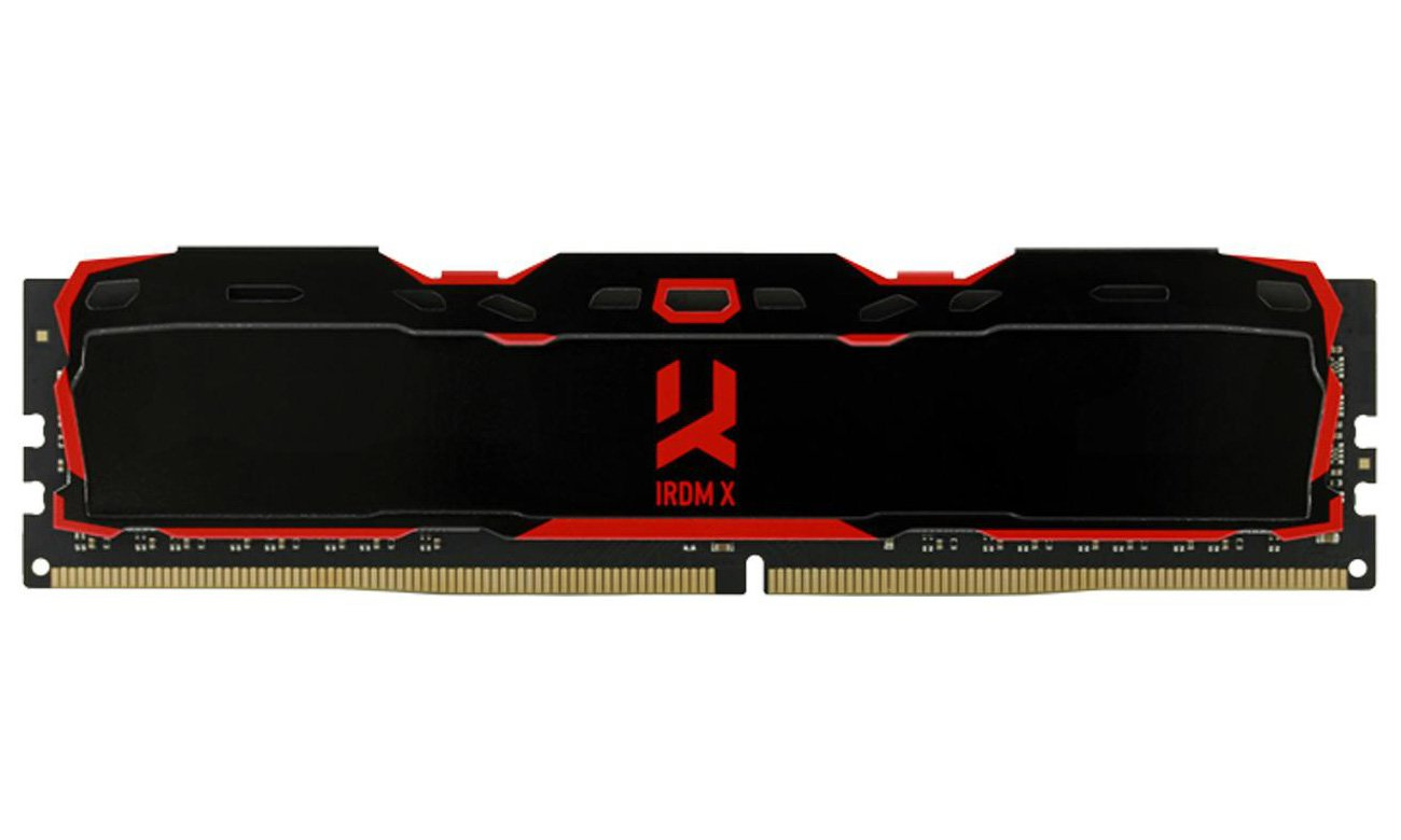 Pamięć RAM DDR4 GOODRAM 4GB 3000MHz IRDM X CL16 Black