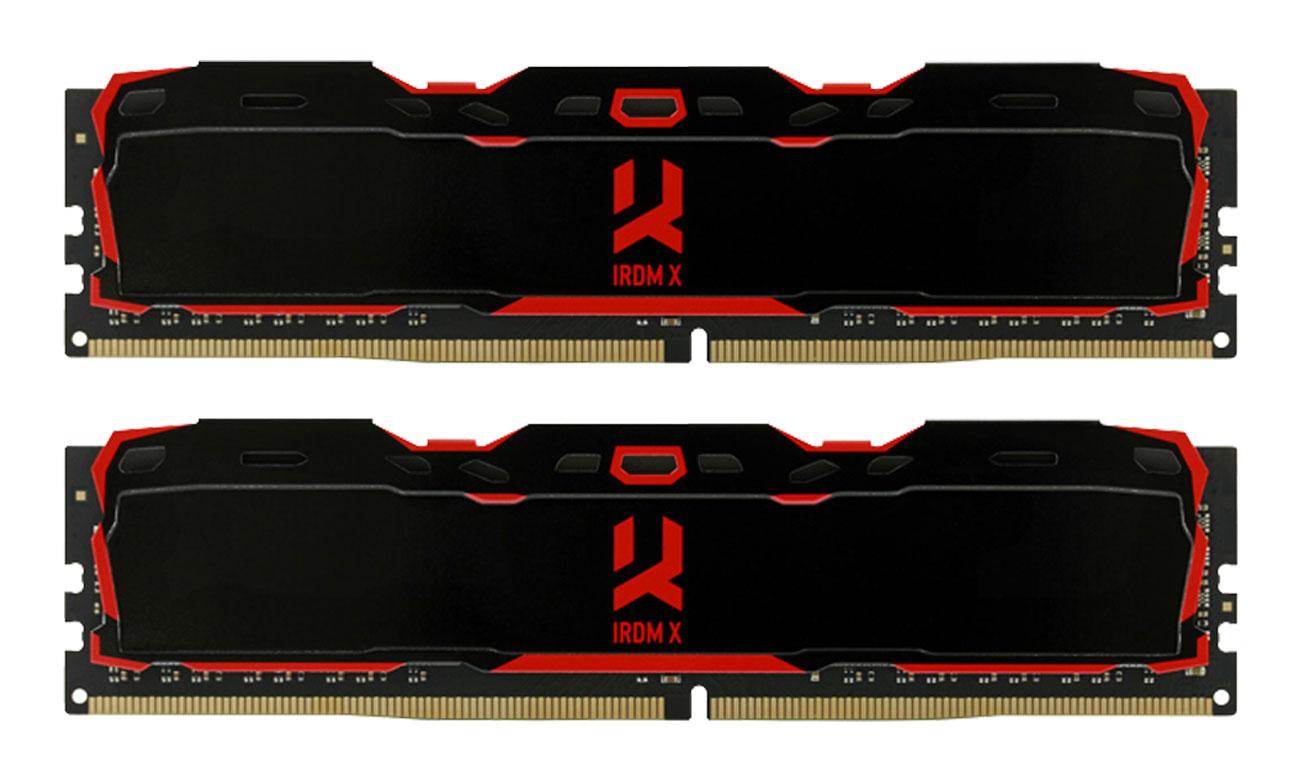 GOODRAM IRDM X DDR4 Jakość modułów IRDM, Testy fabryczne