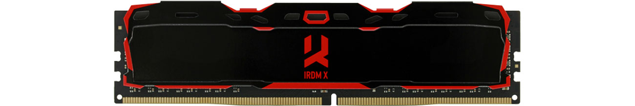 Pamięć RAM DDR4 GOODRAM 8GB 3000MHz IRDM X CL16 Black