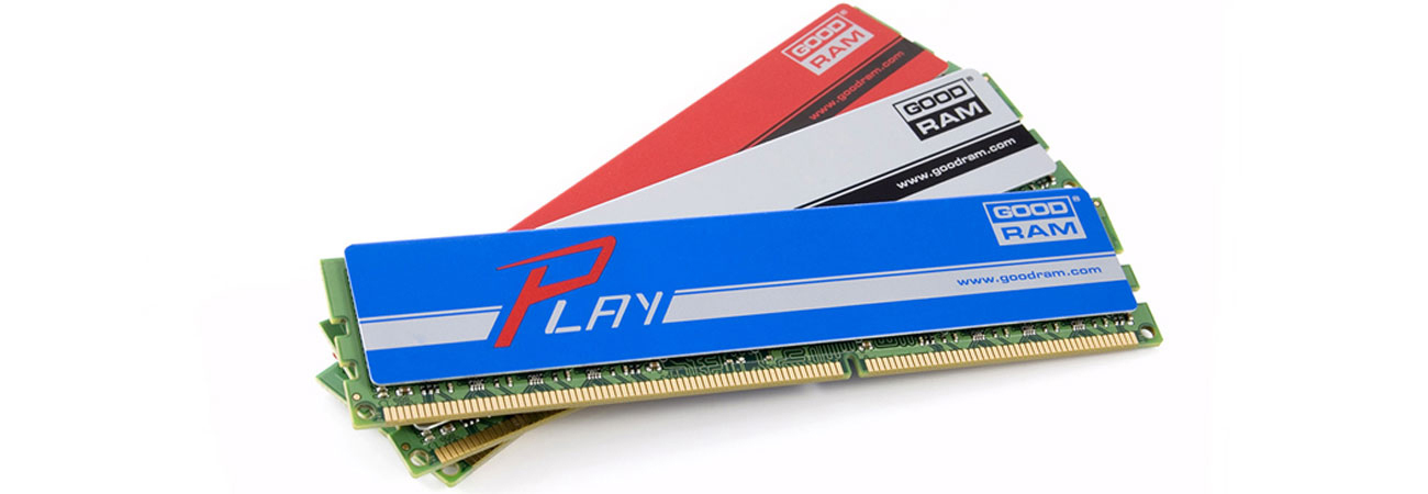 Pamięć RAM DDR4 GOODRAM Play Radiatory