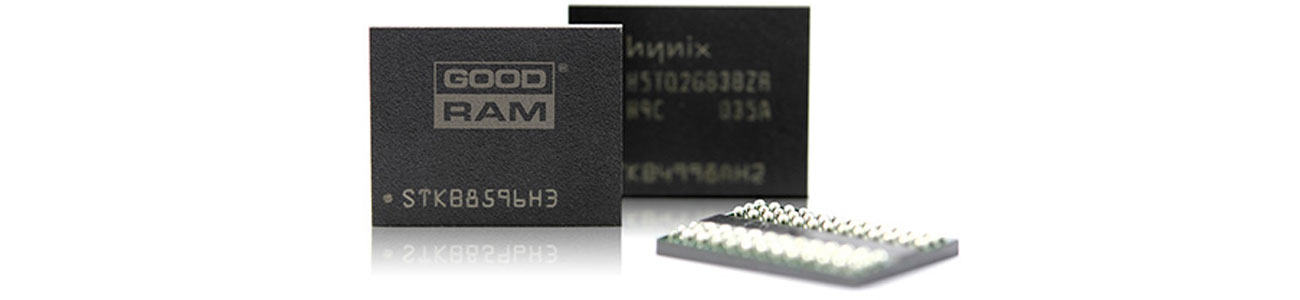 Pamięć RAM DDR4 GOODRAM Play Jakość modułów