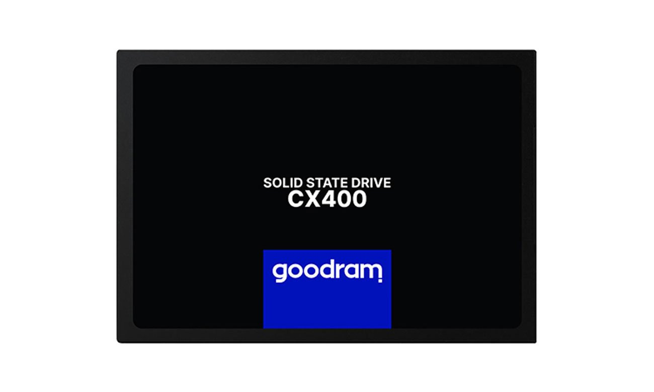 Dysk SSD GOODRAM 128GB 2,5'' SATA SSD CX400 7mm