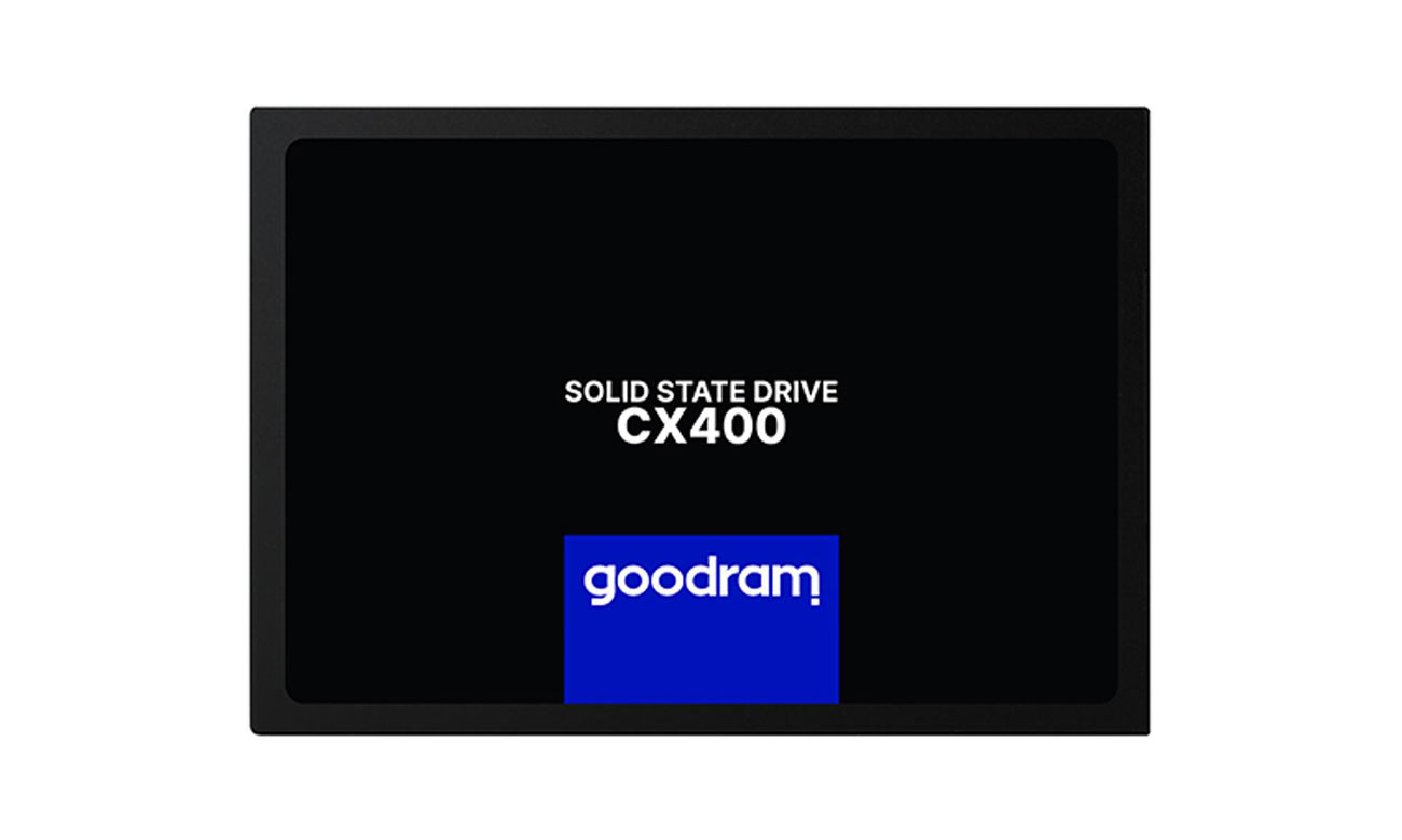 Dysk SSD GOODRAM 512GB 2,5'' SATA SSD CX400 7mm