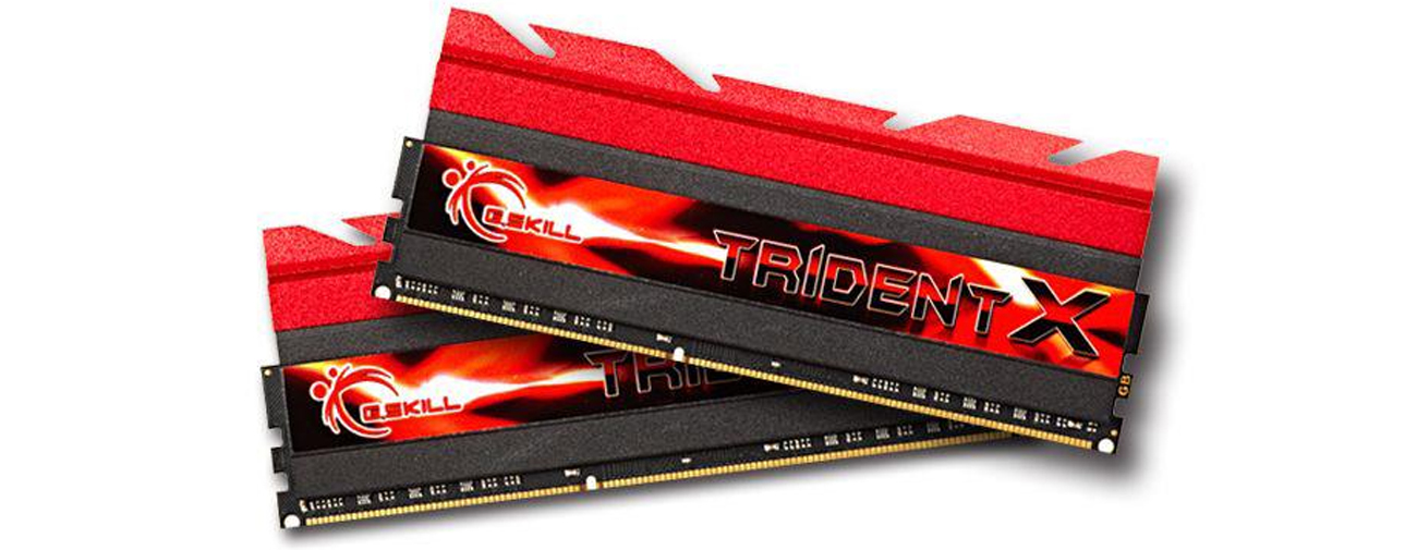 G.SKILL 16GB 2400MHz TridentX CL10