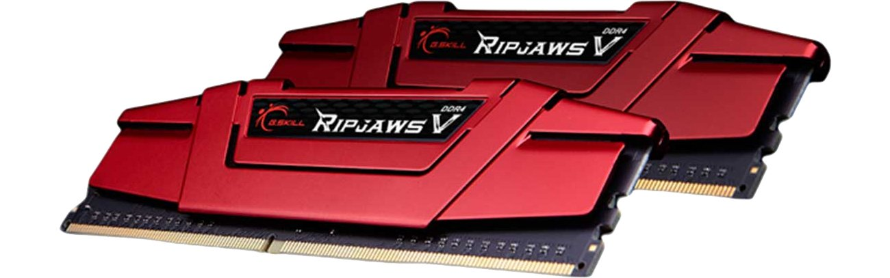 16GB 3200MHz Ripjaws V CL15 RED