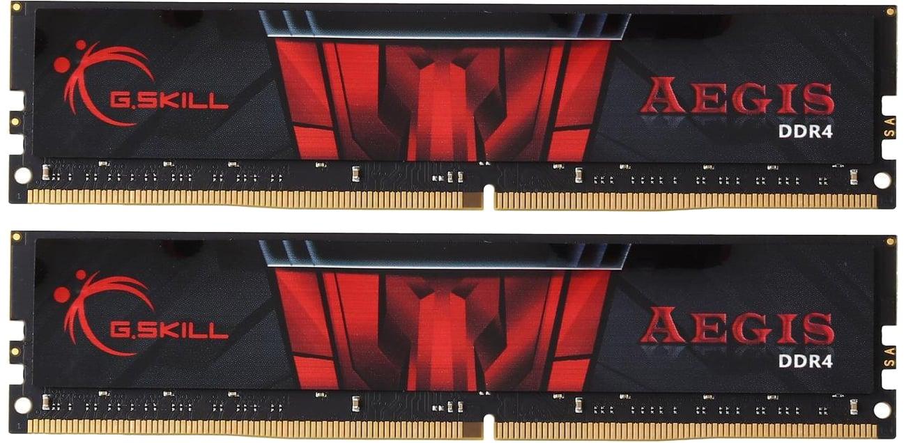 Leistung des Speichers G.SKILL 32GB (2x16GB) 3000MHz Aegis CL16