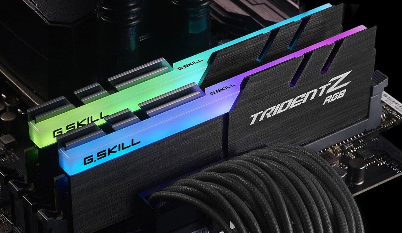 G.Skill Trident Z Aluminiowy radiator