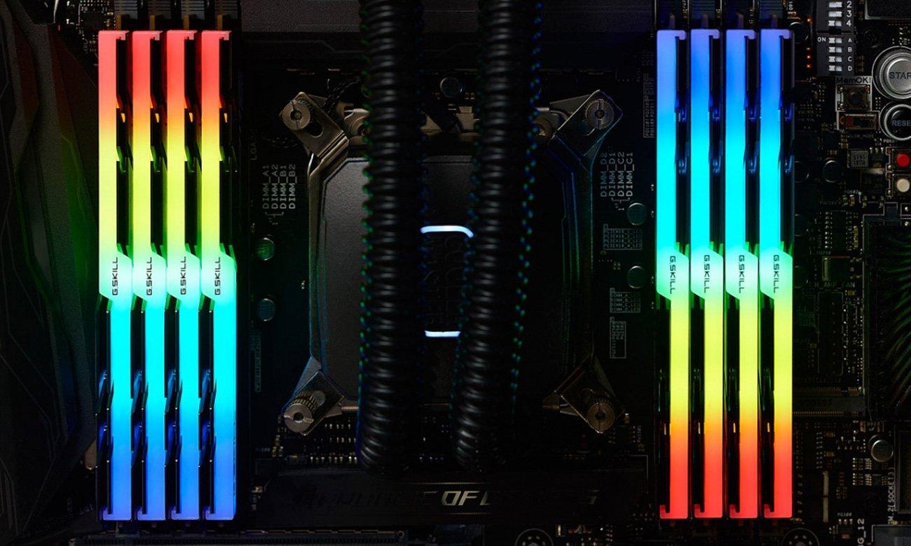 miej kolory jakie chcesz RGB