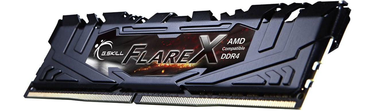 Pamięć RAM DDR4 G.SKILL FlareX Black Ryzen