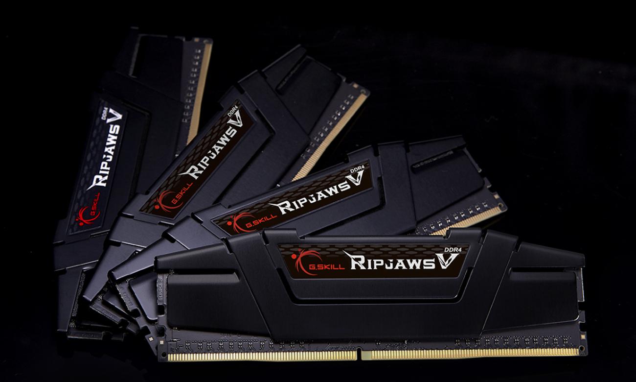 32GB 3200MHz Ripjaws 5 Black CL16 (4x8192)