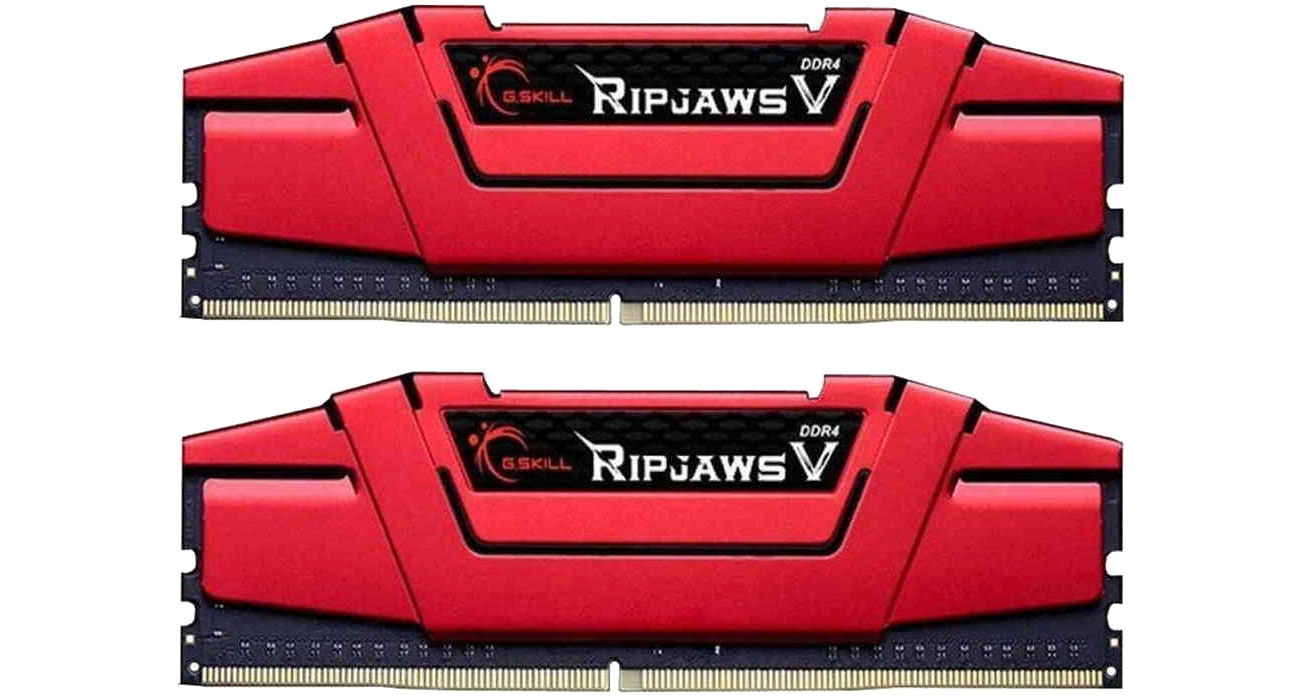 G.SKILL Ripjaws V Red