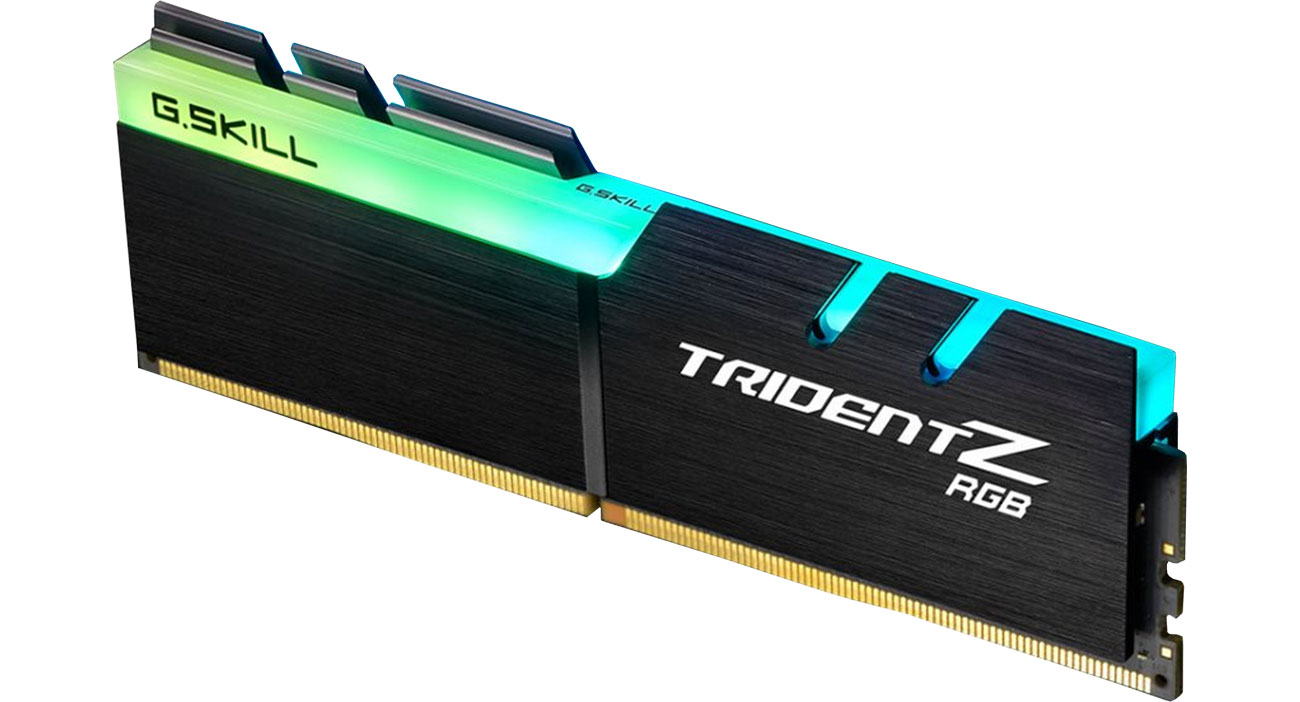 Pamięć RAM DDR4 G.SKILL 16GB (2x8) 3600MHz CL18 TridentZ RGB F4-3600C18D-16GTZRX
