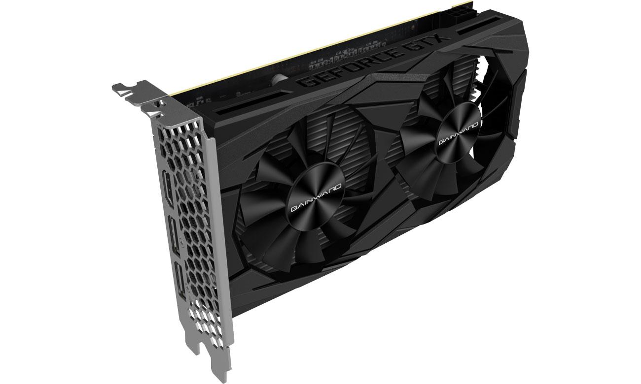 Gainward GeForce GTX 1650 Ghost OC - Chłodzenie