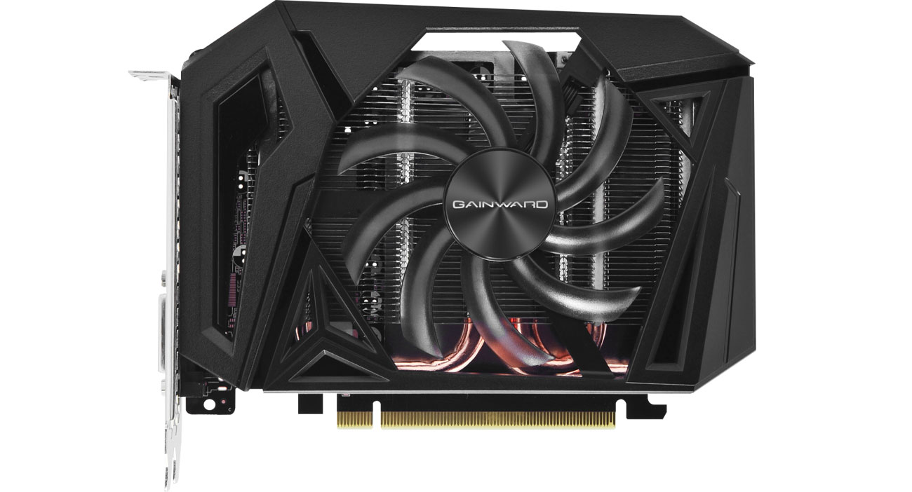Gainward GeForce GTX 1660 Pegasus Chłodzenie