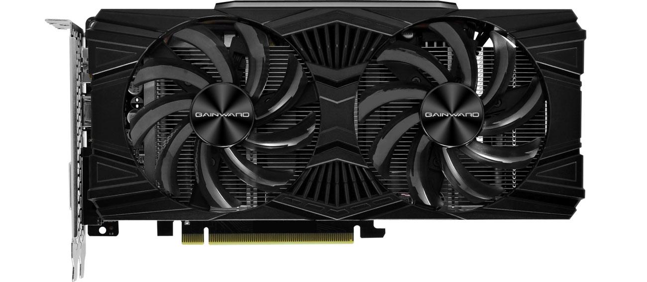 Gainward GeForce RTX 2060 Ghost OC 6GB - Chłodzenie