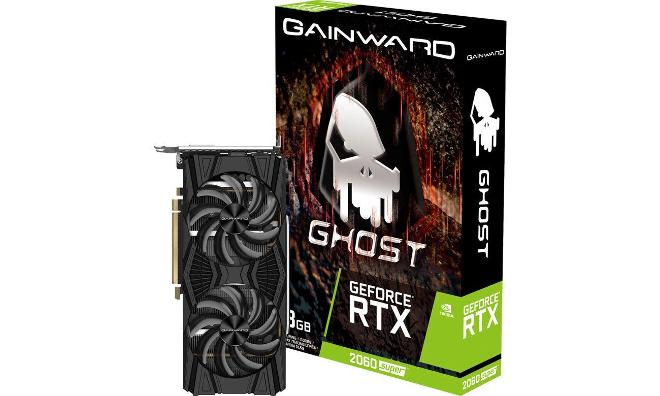 Karta graficzna NVIDIA Gainward GeForce RTX 2060 SUPER Ghost 8GB GDDR6 471056224-1198