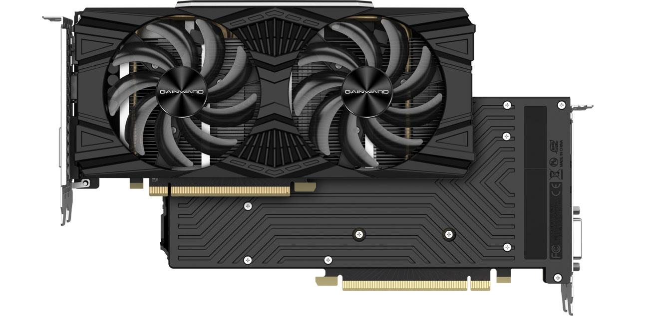 Gainward GeForce RTX 2070 - Chłodzenie