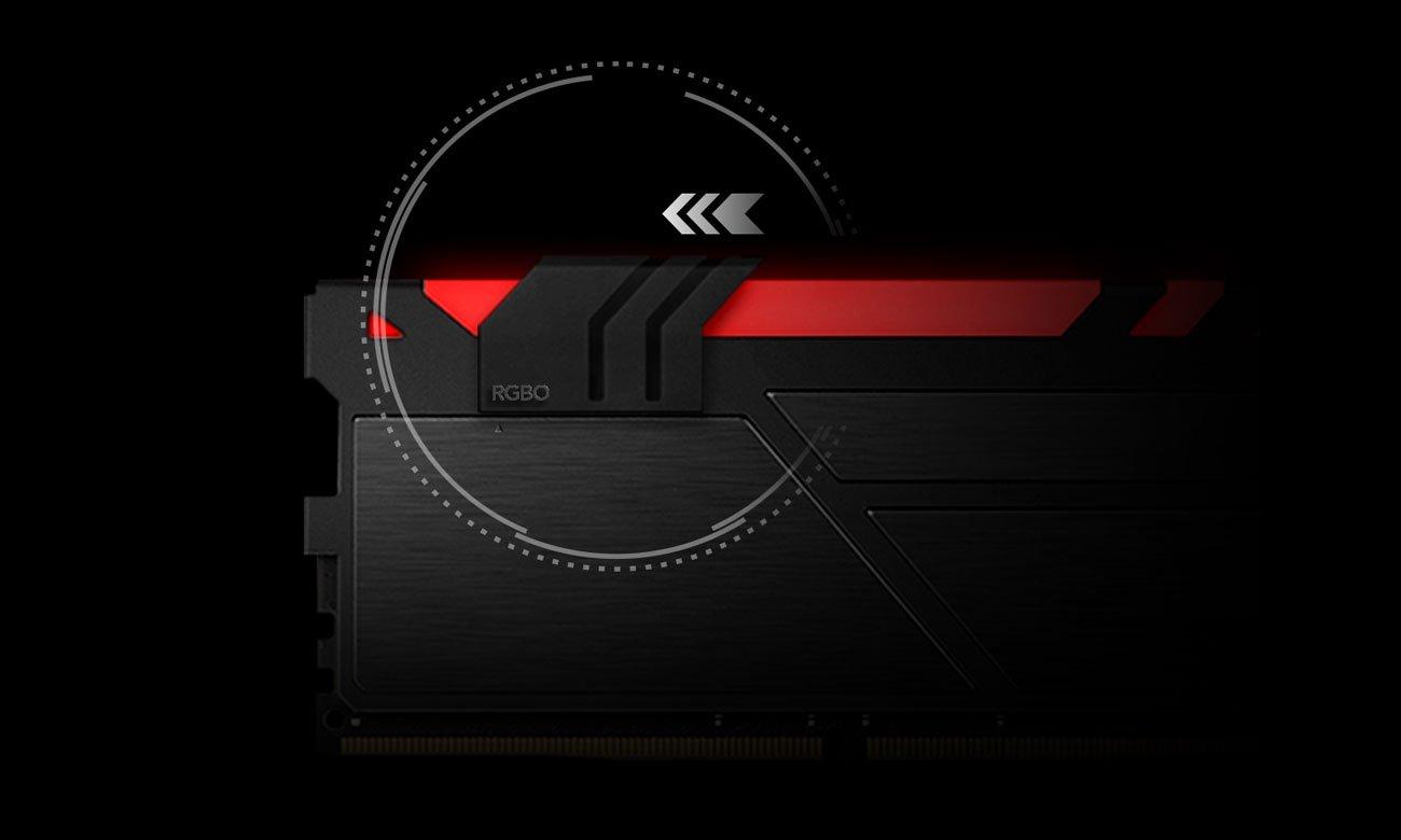 GeiL Evo X RGB Podświetlenie HILM