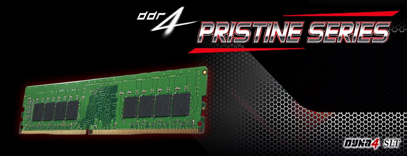 Pamięć RAM DDR4 GeIL Pristine CL16 Przyspiesz swój komputer