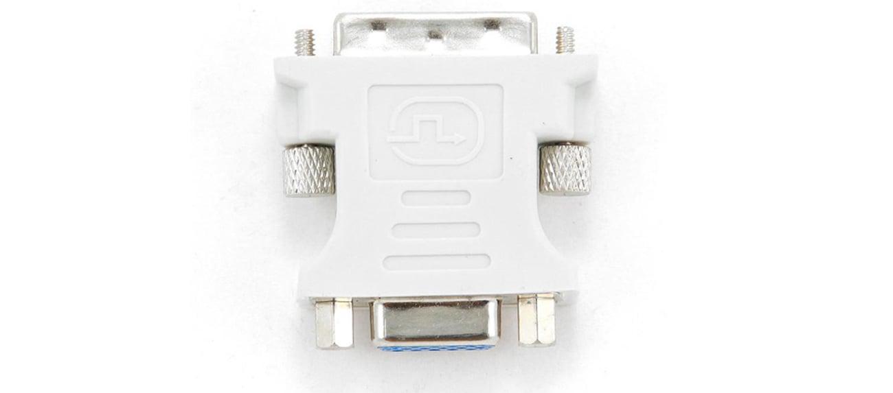 Przejściówka Gembird DVI-A/VGA M-F