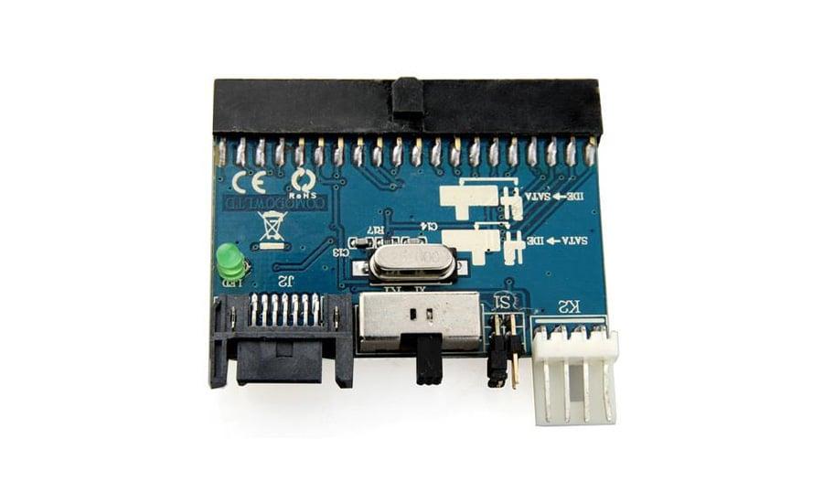 Kontroler Gembird SATA->IDE oraz IDE->SATA dwukierunkowy SATA-IDE-2