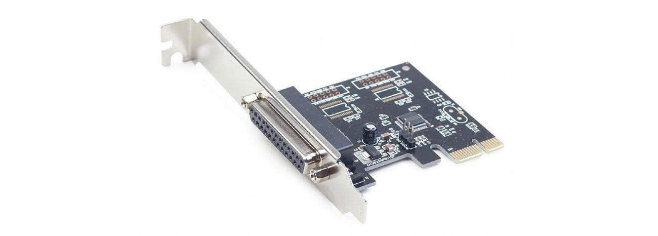 Kontroler Gembird PCI Express LPT DB25 LPC-2