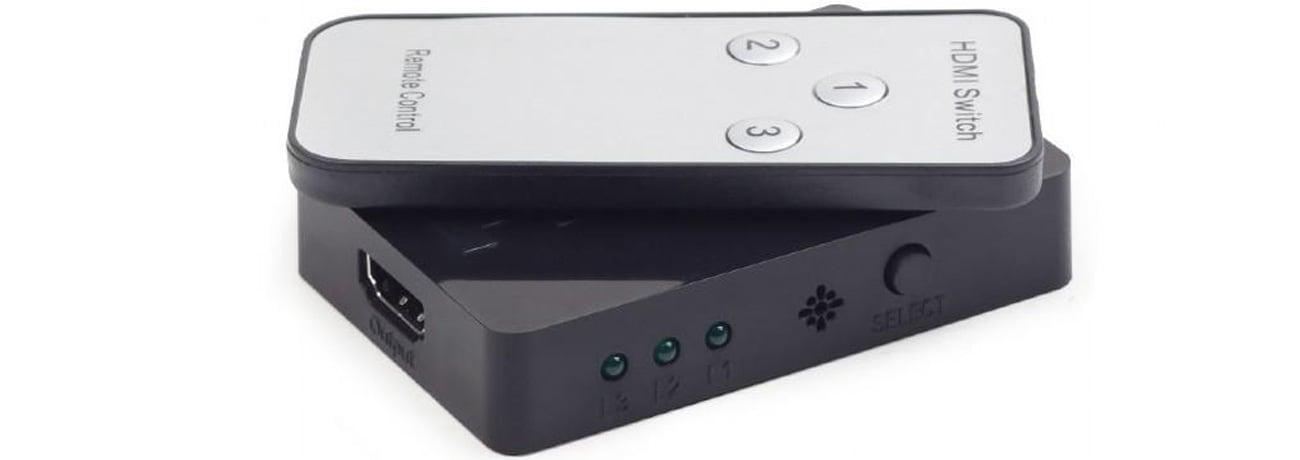 Przełącznik Gembird DSW-HDMI-34