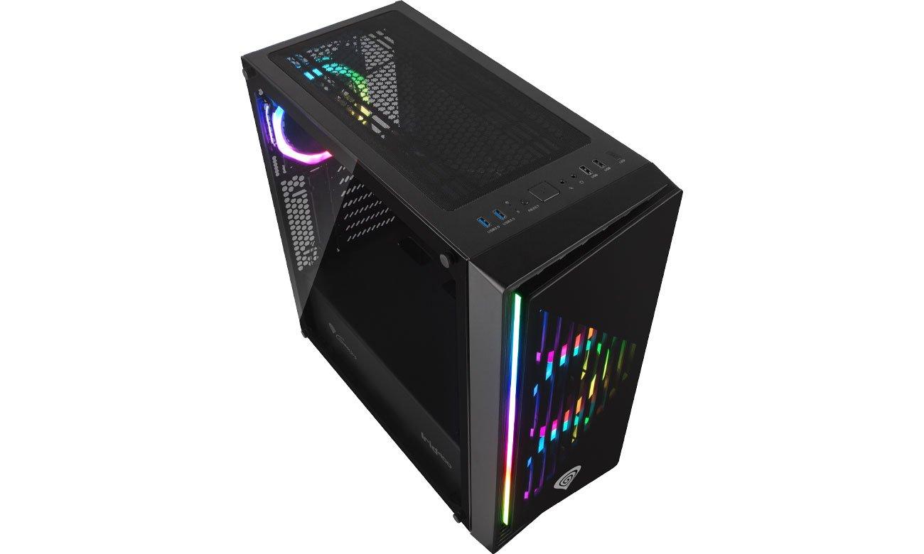 Obudowa do komputera Genesis Irid 400 RGB NPC-1429