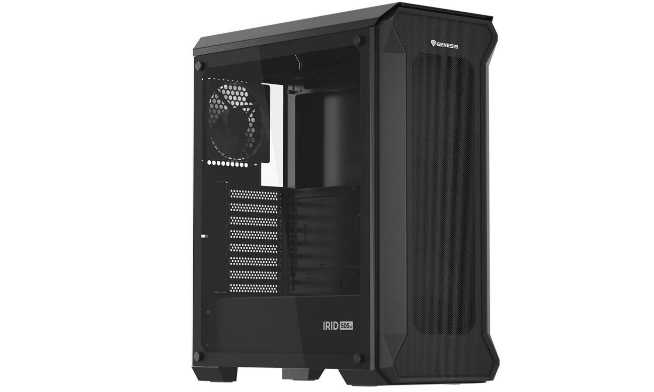 Obudowa do komputera Genesis Irid 505 NPC-1517