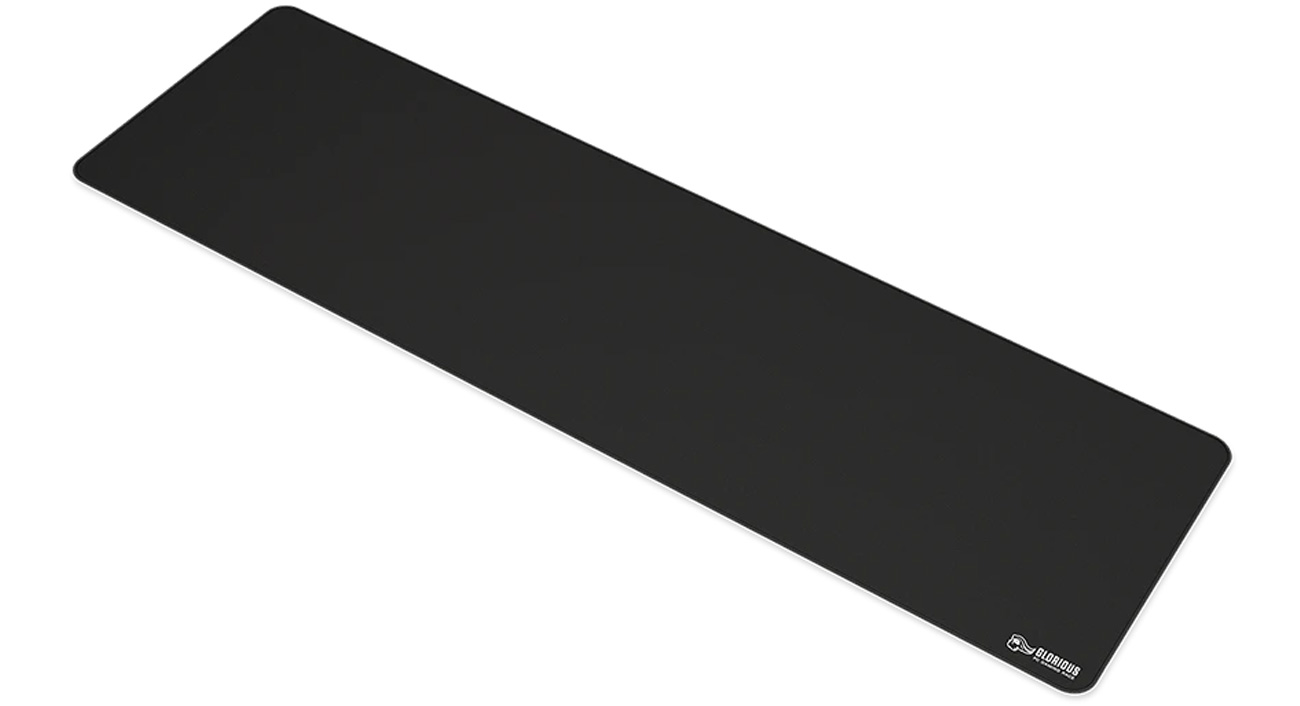 Podkładka pod mysz Glorious PC Gaming Race Extended Black