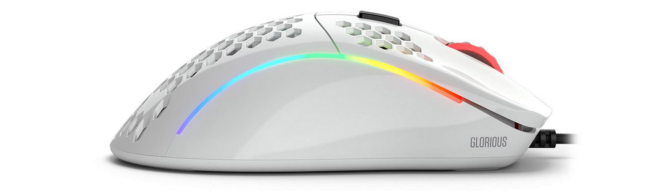 Glorious PC Gaming Race Model D-  White