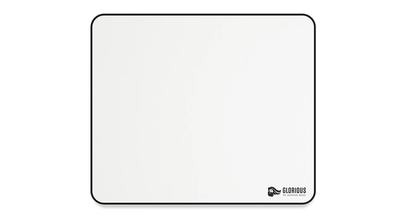 Podkładka pod mysz Glorious PC Gaming Race Large White