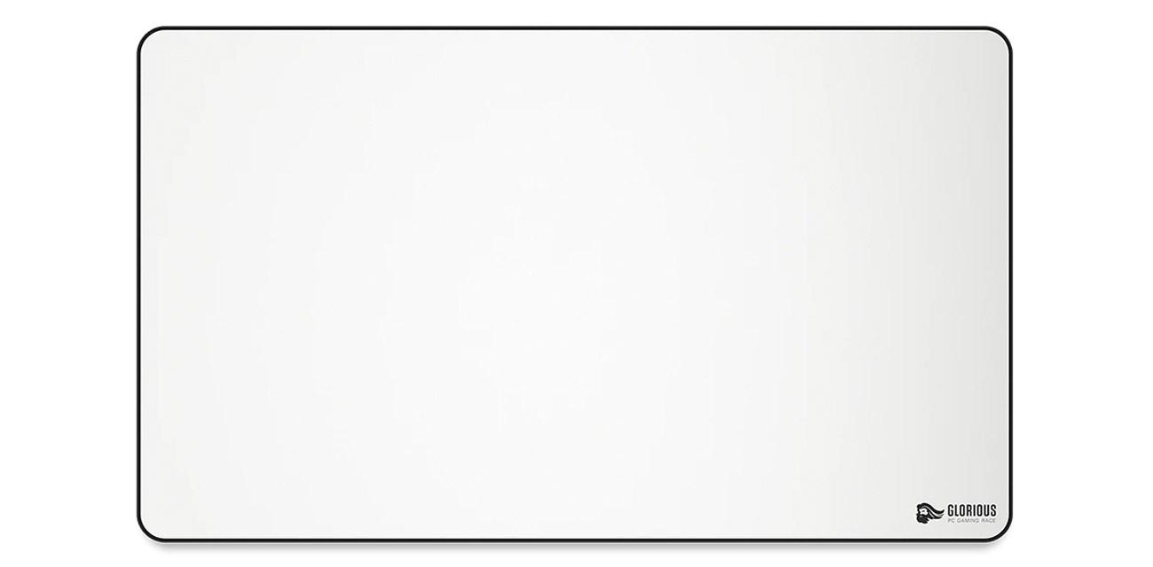 Podkładka pod mysz Glorious PC Gaming Race XL Extended White