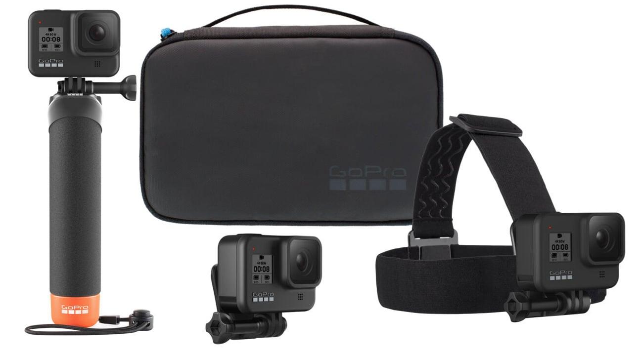 Zestaw akcesoriów GoPro Adventure Kit 2.0