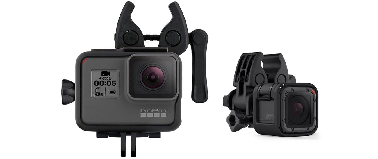 Mocowanie uciskowe GoPro Gun / Rod / Bow Mount