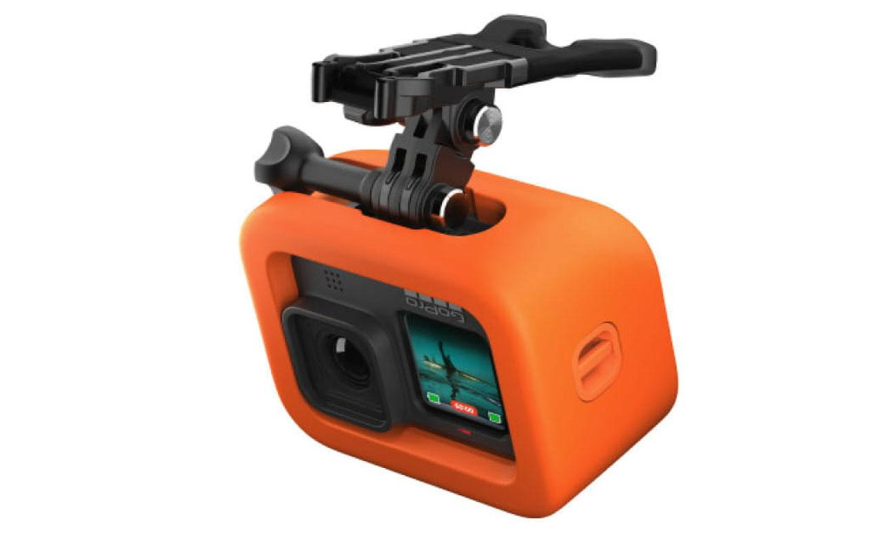 Element montażowy GoPro Bite Mount + Floaty