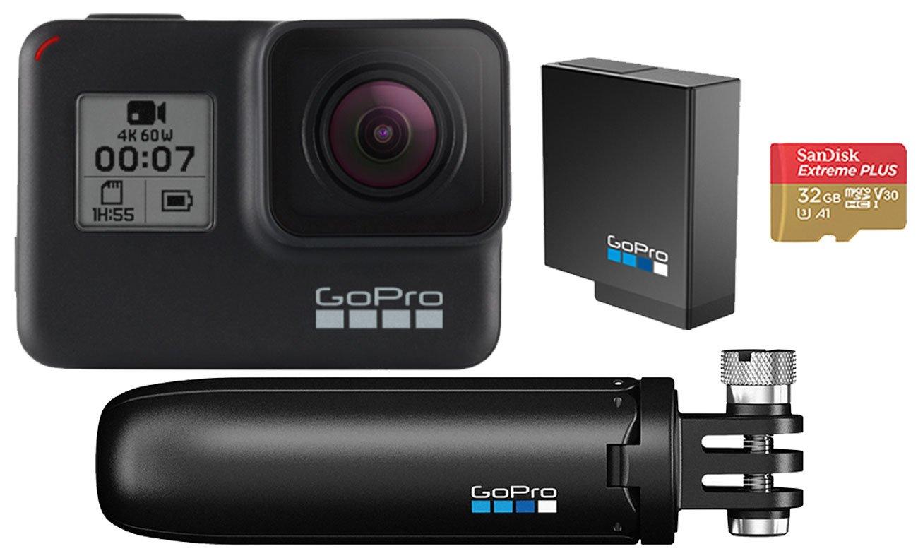 Zestaw specjalny GoPro HERO7 Black Special Kit