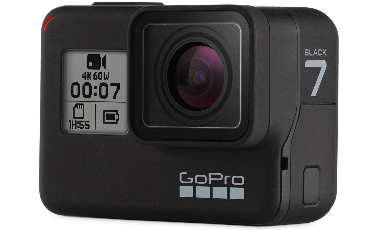 GoPro HERO7 ma bogaty pakiet funkcji filmowych