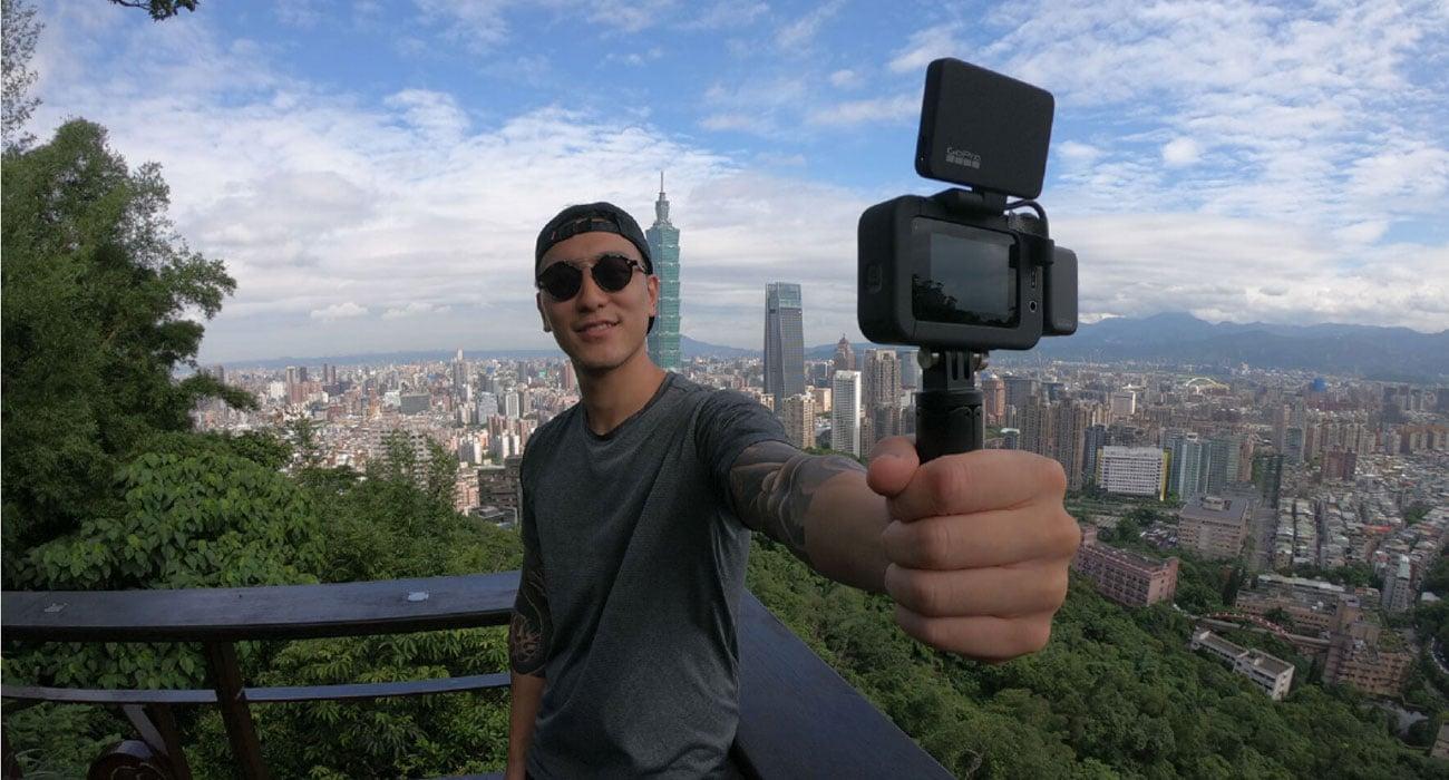 GoPro Display Mod to kamery HERO8 Black