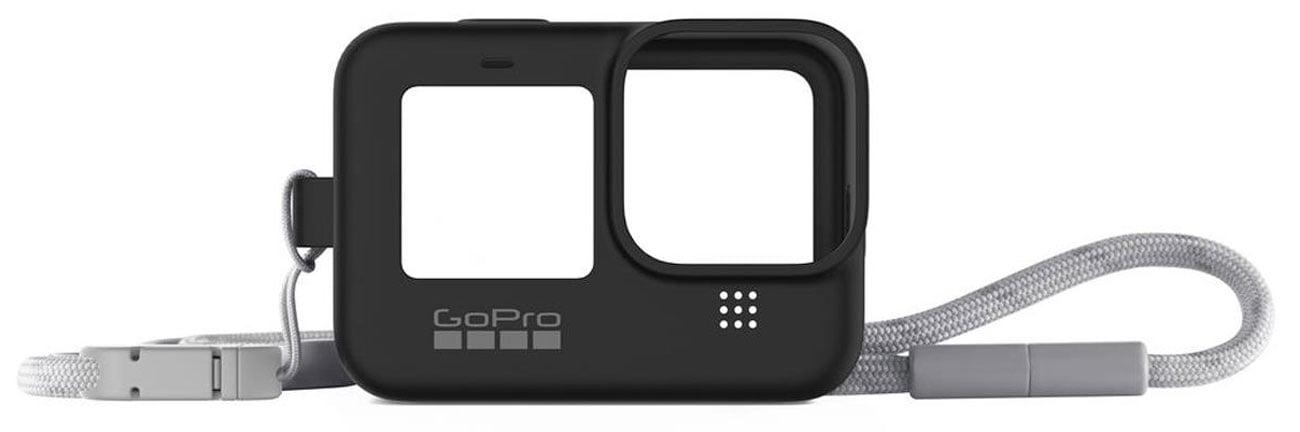 Silikonowe etui GoPro do HERO9 Black Czarne