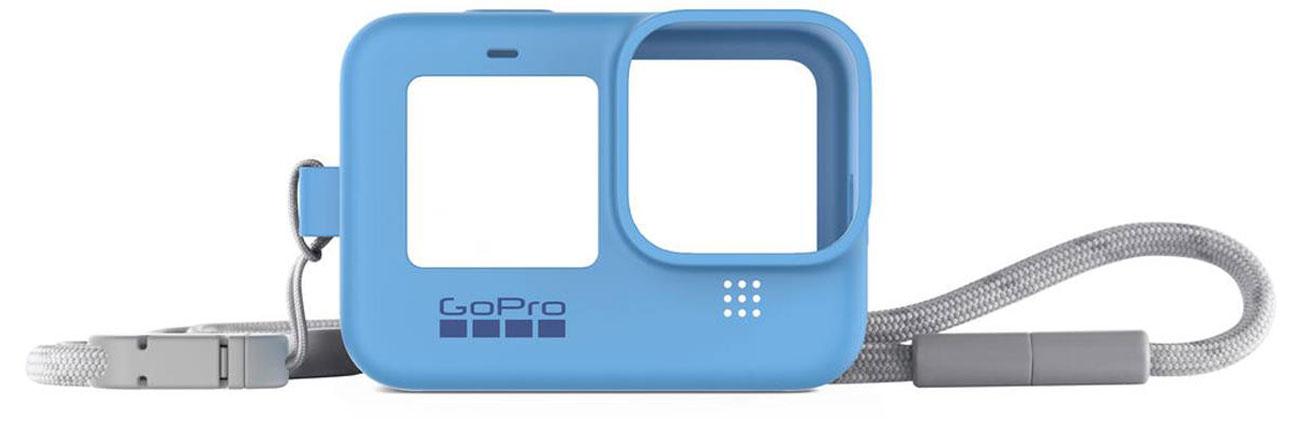 Silikonowe etui GoPro do HERO9 Black Niebieskie